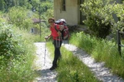 suche Partner/in für Wanderungen ( auch Fernwandern )  und Bergtouren - Bild