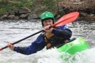 Wildwasser Partnerin gesucht - Bild