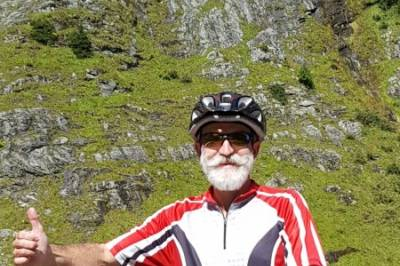 Mountainbiking in den Bergen rund um Zell am See - Bild