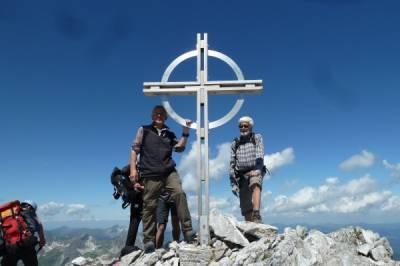Klettern, Wandern in den attraktivsten Alpinregionen - Bild1