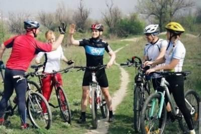 Radfahren mit Team! (Frankfurt-Offenbach-Rodgau-Oberrad usw.) - Bild