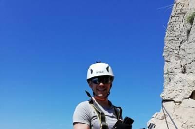 Klettersteigpartnerin gesucht um die höchsten Gipfel gemeinsam zu erklimmen :) - Bild1