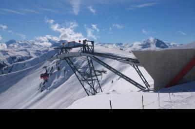 Im März in Kirchberg in Tirol - Bild1
