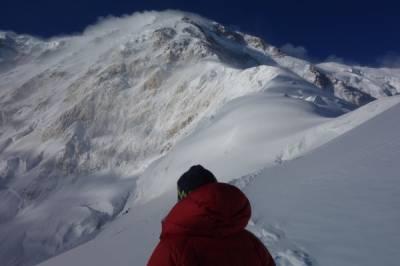 Khan-Tengri (7005 m), Bestigung, Kirgisistan, vom 19.07. bis 20.08.19 - Bild6