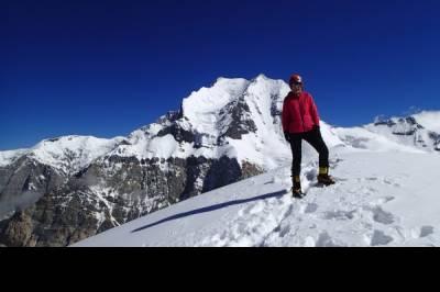 Khan-Tengri (7005 m), Bestigung, Kirgisistan, vom 19.07. bis 20.08.19 - Bild1