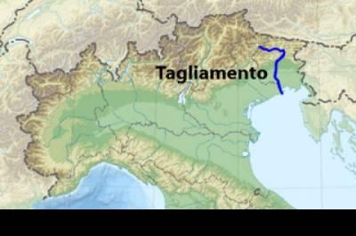 Kajak-Tour (1 Woche) auf dem Tagliamento bis Venedig - Bild2