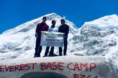 14 days Everest base camp hiking in Nepal - Bild1