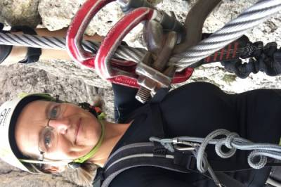 Klettersteig und Wanderpartner händeringend gesucht - Bild2