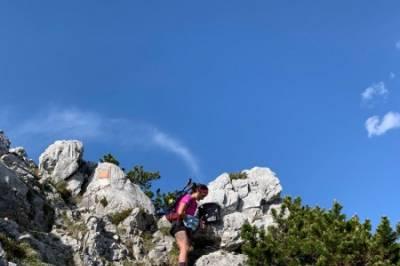 Suche Partner/in zum Bergsteigen, Klettern und alles was man in den Bergen machen kann  - Bild3