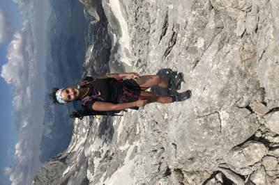 Suche Partner/in zum Bergsteigen, Klettern und alles was man in den Bergen machen kann  - Bild1