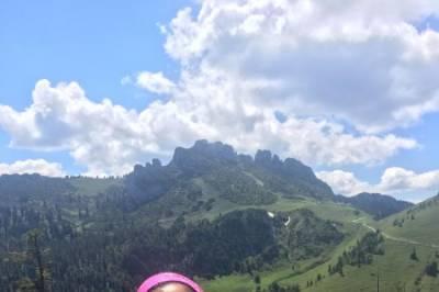 Suche Partner/in zum Bergsteigen, Klettern und alles was man in den Bergen machen kann  - Bild2
