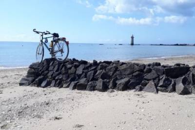 Sommer 2021 - Tour mit Kajak oder Fahrrad - Bild5