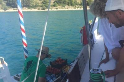 Segeltörn entlang Kroatiens Traumküste von Pirovac bis nach Dubrovnik - Bild3