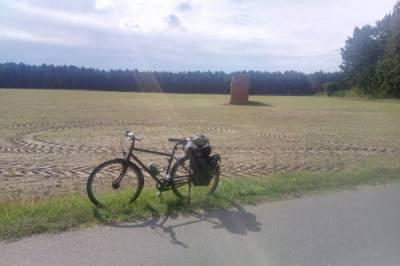 Kajakfahren im Juli in den Niederlanden, auch auf dem Ijsselmeer - Bild4