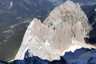 September Bergtour Zugspitze o.ä. - Bild1