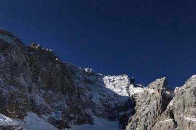 September Bergtour Zugspitze o.ä. - Bild2