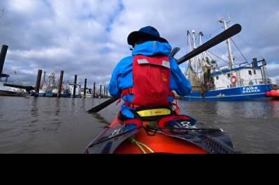 Partner, Partnerinnen für Seekajaktouren gesucht - Bild1